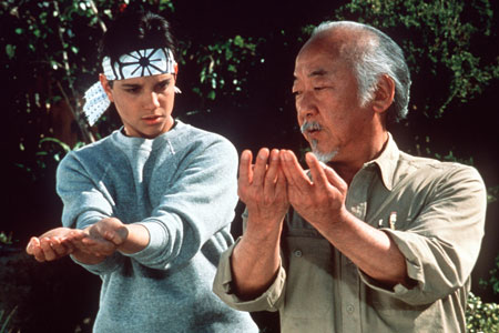 Resultado de imagem para Karate Kid serie